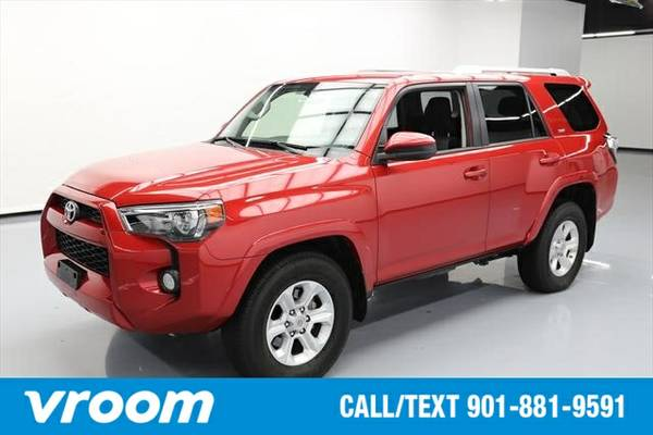 2016 Toyota 4Runner 7 DAY RETURN / 3000 CARS IN STOCK