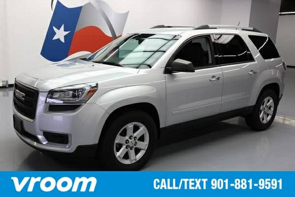 2014 GMC Acadia SLE-2 7 DAY RETURN / 3000 CARS IN STOCK