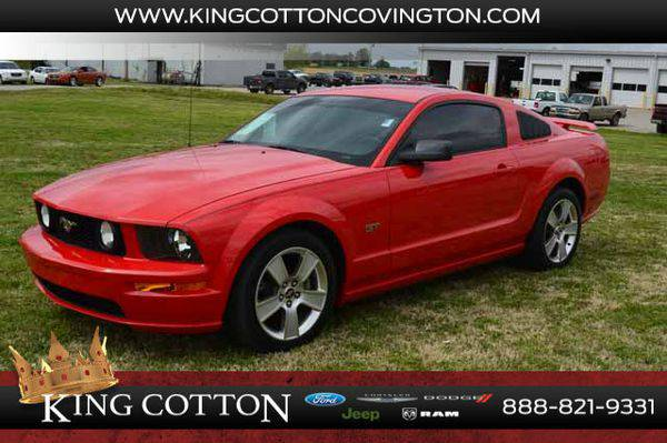 2006 *Ford* *Mustang* GT -BAD CREDIT NO PROBLEM!