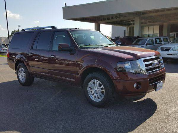 2012 *Ford* *Expedition* *EL* Limited