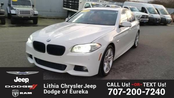 2013 BMW 535i (You Save $657 Below KBB Retail)