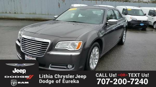 2014 Chrysler 300-Series C