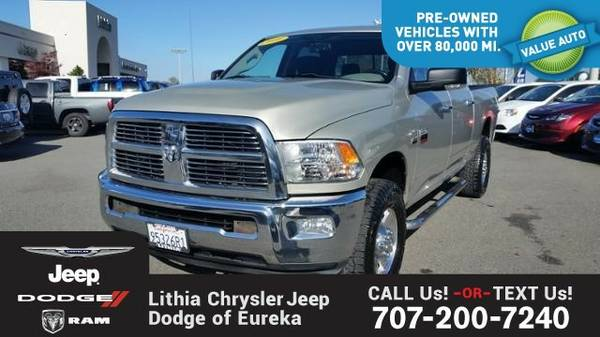 2010 Dodge Ram 2500 (You Save $577 Below KBB Retail)