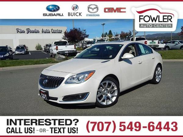 2015 Buick Regal Premium 2 Sedan Regal Buick