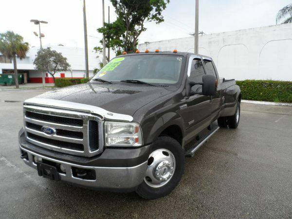 2007 *Ford* *F-350* *F 350* *F350* *Super* *Duty* $199 Down (NO CREDIT