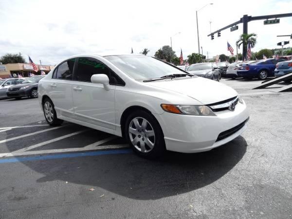 2008 Honda Civic... $1000 Down !!!