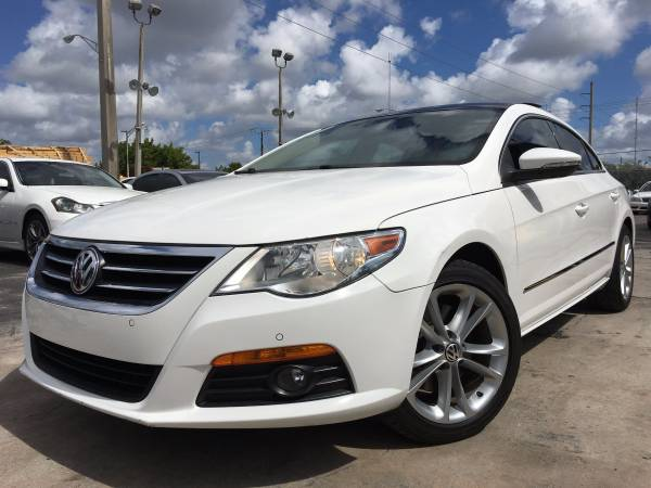 2010 VOLKSWAGEN CC TURBO $3000DOWN-$199MONTH/INSURANCE INCLUDED.