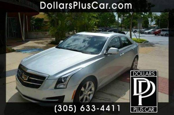 2015 *Cadillac* *ATS* 2.0T Luxury 4dr Sedan SALE TODAY