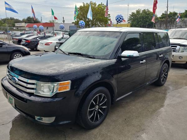 FORD FLEX LIMITED! 4X ROOF/ $2400 DOWN - NO CREDIT CHECK! EVER!