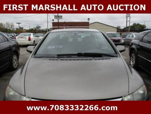 2006 Honda Civic Sdn LX - First Marshall Auto Auction