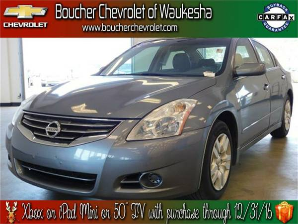 2010 Nissan Altima 2.5 S*Ocean Blue*Clean Trade*Sev Avail*WI Largest**