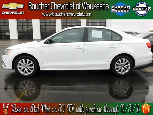 2015 Volkswagen Jetta 1.8T*Sedan*Turbo*Like New*WI Largest*SAVE BIG$$