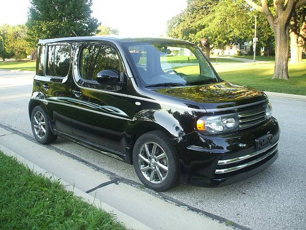 2009 Nissan Cube Krom Special Edition Chrome Wheels New Tires $8877...