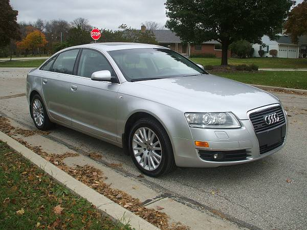2007 AUDI A6 QUATTRO 1 Owner! Loaded 1Owner Was $12477 Now >