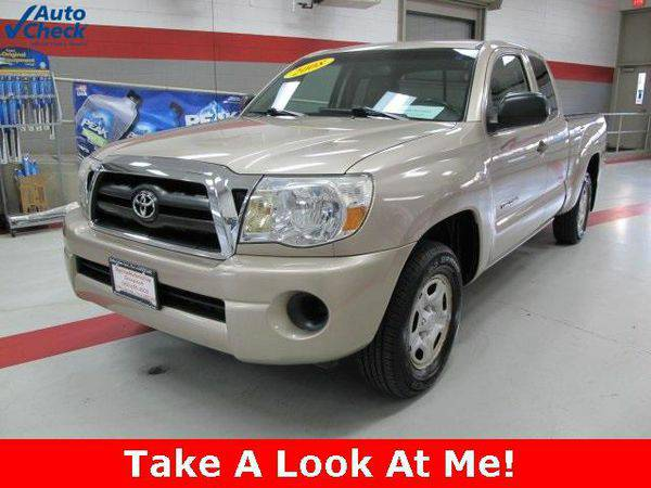 2008 *Toyota* *Tacoma* Base Leroy Butler Lifetime Powertrain