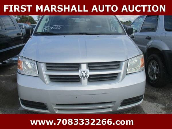 2010 Dodge Grand Caravan SE - First Marshall Auto Auction