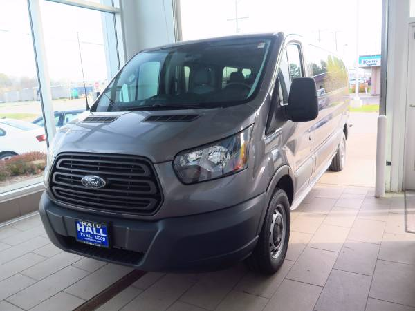 2015 FORD TRANSIT 350 XL 15 PASSENGER//EXTRA CLEAN//FACTORY WARRANTY//