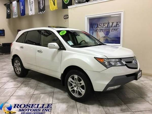 2008 Acura MDX SH-AWD 6-Spd AT w/Tech and Entertainment Package...