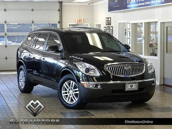 2012 Buick Enclave Convenience Group !!!GET PRE-APPROVED TODAY!!!
