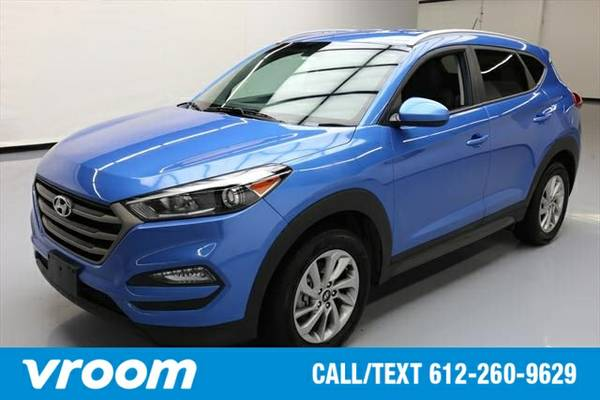 2016 Hyundai Tucson SE 7 DAY RETURN / 3000 CARS IN STOCK
