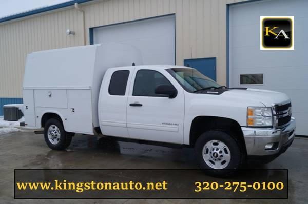 2012 Chevrolet Silverado 2500HD LT - KUV Utility Truck - 4WD 6.0L V8...