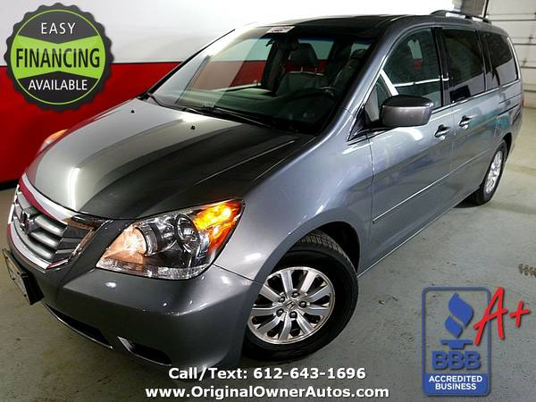 2009 Honda Odyssey EX-L! 121k, Loaded w/ Nav, Back-up Cam!