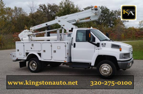 2007 Chevrolet C4500 - 35ft Bucket Truck - 6.6L V8 Diesel