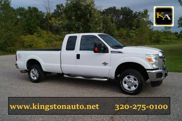 2011 Ford F250 XLT - Extended Cab - 4WD 6.7L Diesel