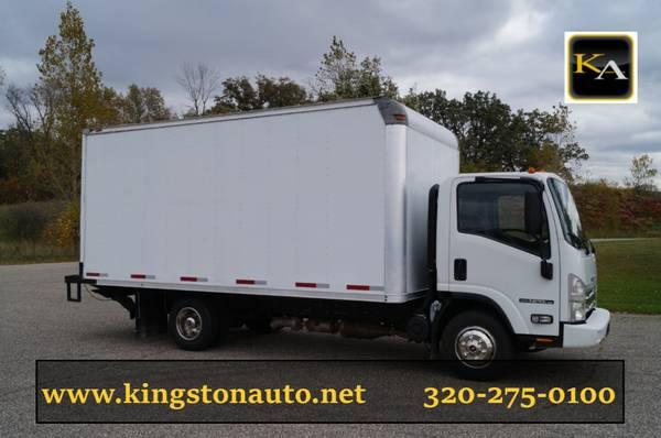 2008 Isuzu NPR - 16ft Box Truck- 5.2L Diesel