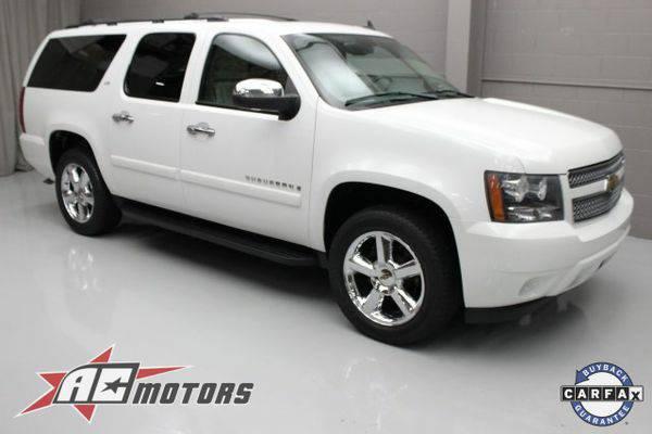 2007 *Chevrolet* *Suburban* *1500* LTZ 100% Guaranteed Financing