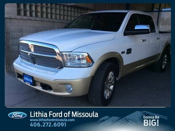 2013 Ram 1500 LONGHORN (You Save $2,041 Below KBB Retail)