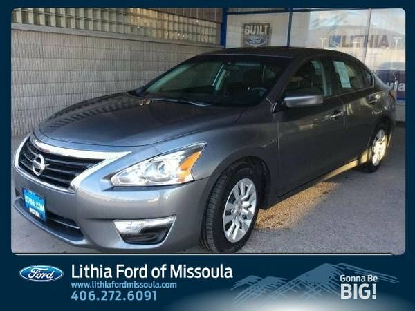 2015 Nissan Altima 2.5 (You Save $720 Below KBB Retail)