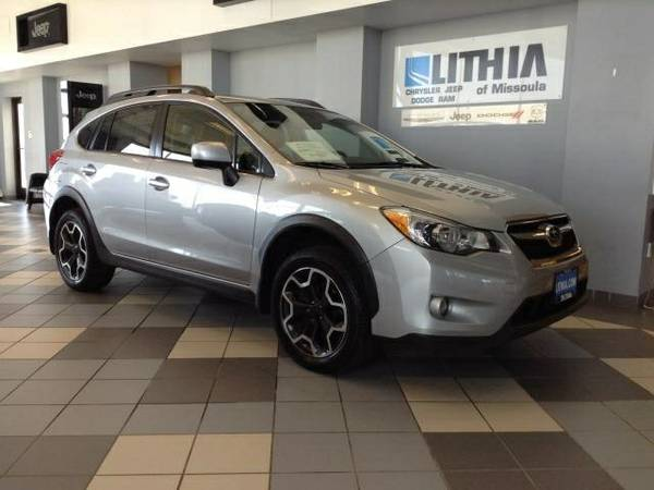 Stock 33660 SUBARU 2013 XV CROSSTREK 2.0I LIMITED