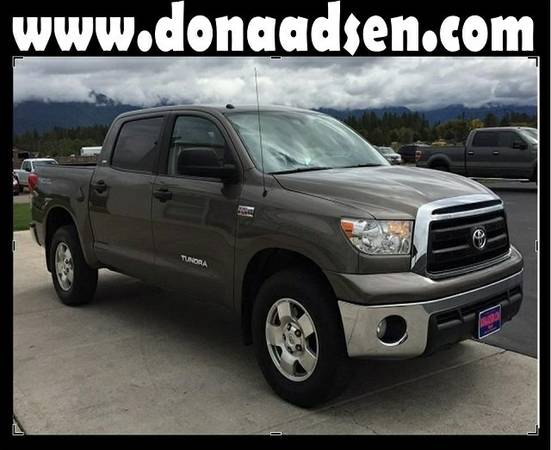Toyota Stock 16T127A 2013 Tundra 4D CrewMax Grade