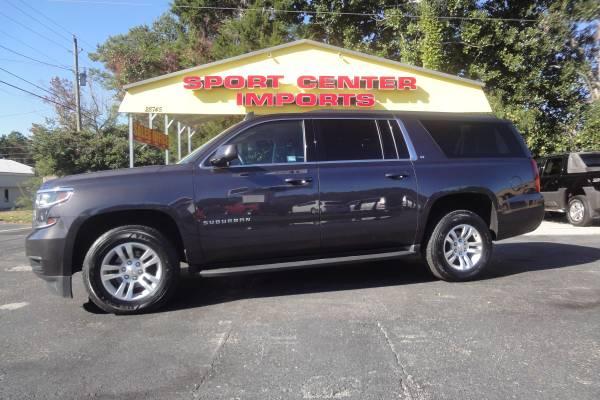 2015 Chevrolet Suburban LT W/Navigation