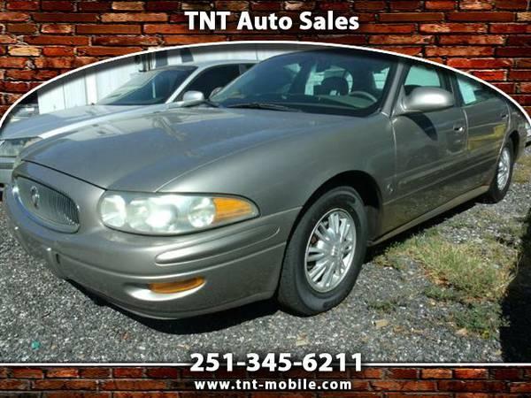 2003 Buick LeSabre Custom ~ $500 down ~ $250/mo WAC