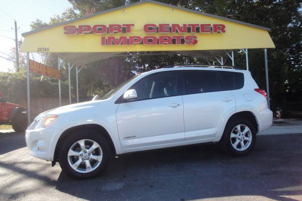 2011 Toyota Rav4 Limited W/Sunroof