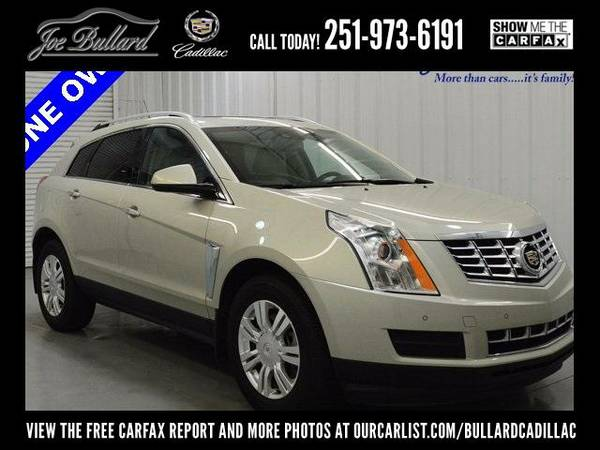 2014 Cadillac SRX Luxury