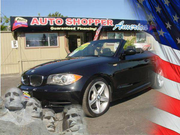 2009 *BMW* *1* *Series* -YOU JOB IS YOUR CREDIT!!