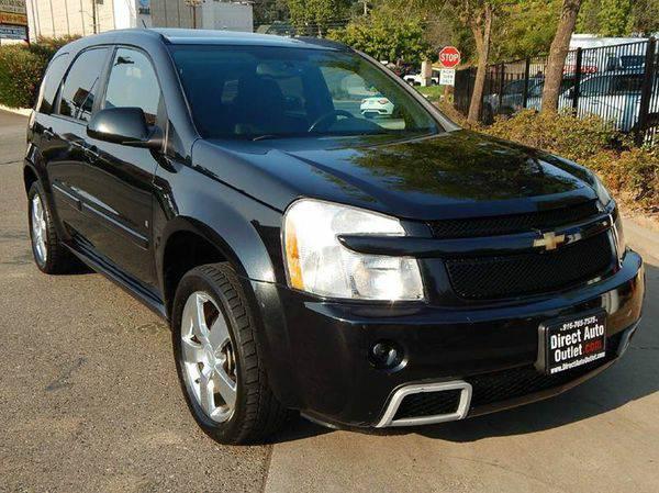 2008 *Chevrolet* *Equinox* Sport 4dr SUV