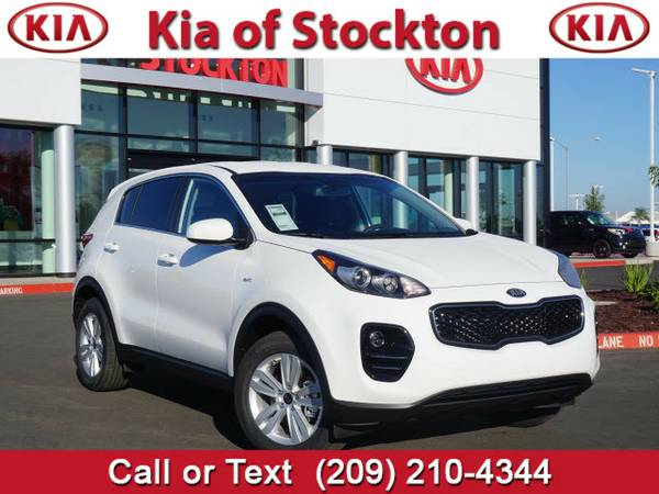 2017 Kia Sportage LX AWD Alloy Wheels, All Wheel Drive