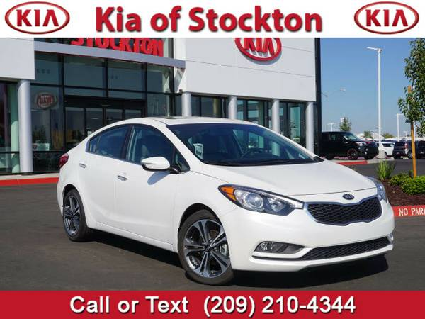 2016 Kia Forte EX *Fuel Efficient 35 MPG Hwy 24 MPG City!