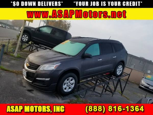 2015 Chevrolet Traverse FWD 4dr LS *CHEVY* SUV