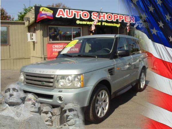 2006 *Land* *Rover* *Range* *Rover* *Sport* -YOU JOB IS YOUR CREDIT!!