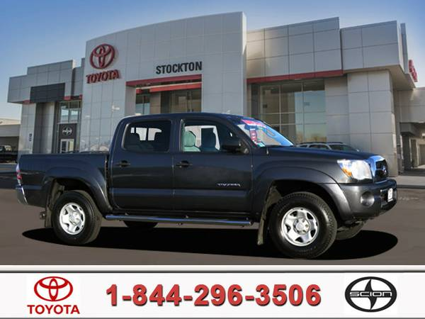 2011 Toyota Tacoma Double Cab Prerunner Truck Double Cab