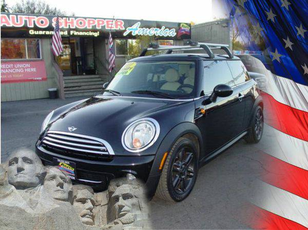 2011 *MINI* *Hardtop* -YOU JOB IS YOUR CREDIT!!