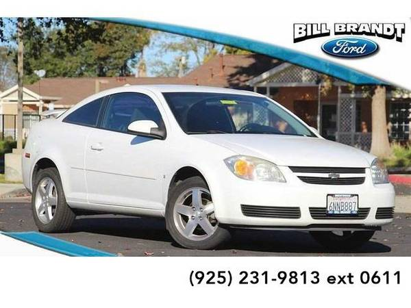 2006 *Chevrolet Cobalt* LT 2D Coupe (White)