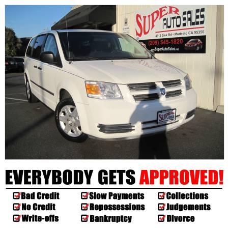 *$995 down gets you this: 2008 Dodge Grand Caravan Mini Van!