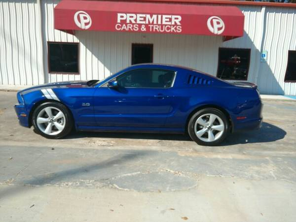 2014 Ford Mustang - Call