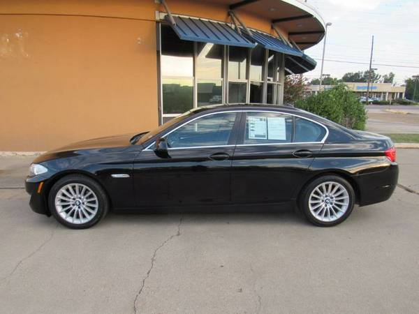 2011 BMW 5 Series - Call